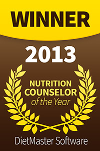 NutritionCounselor-Award 2013